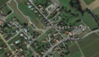 Neuf : TERRAIN à SPECHBACH-LE-BAS ()