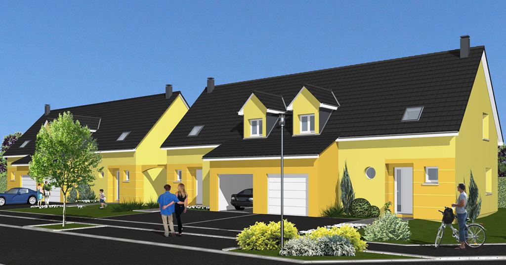 Euromaisons constructeur de maisons individuelles for Constructeur maison wittenheim