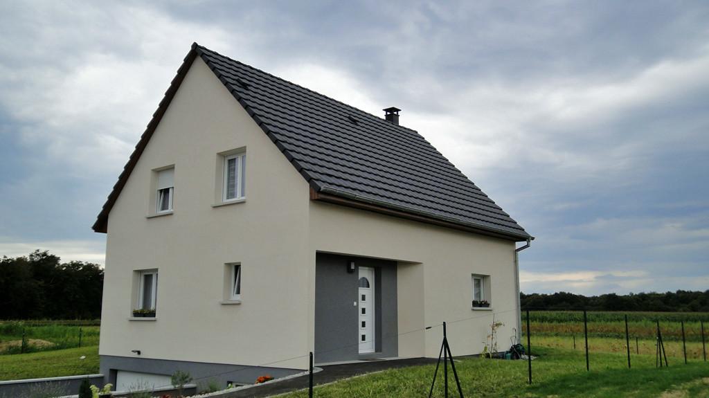Proche de la Suisse et de l'Allemagne, EUROMAISONS construit dans le secteur des trois frontières,