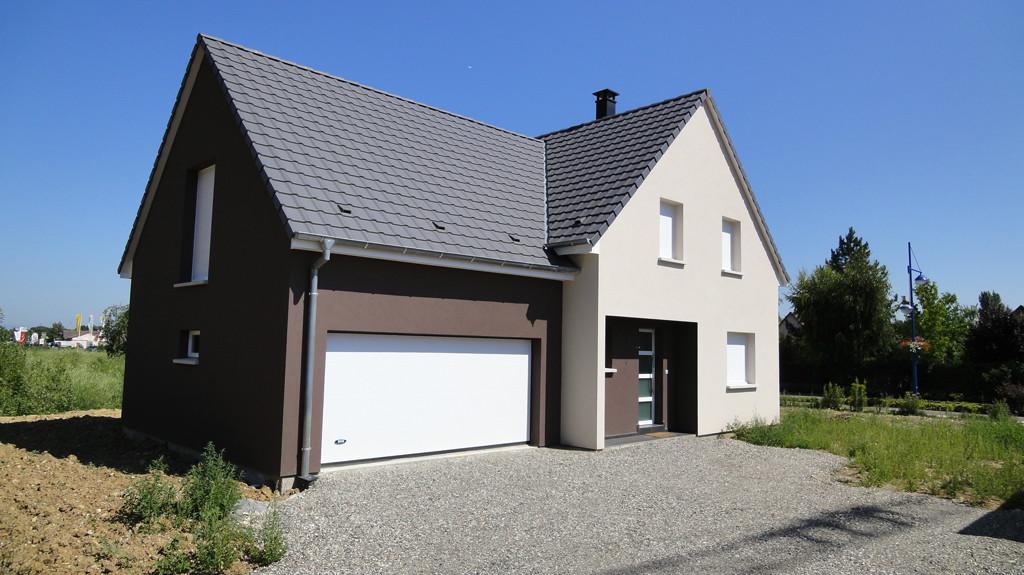 Construire une maison EUROMAISONS dans l'air du temps