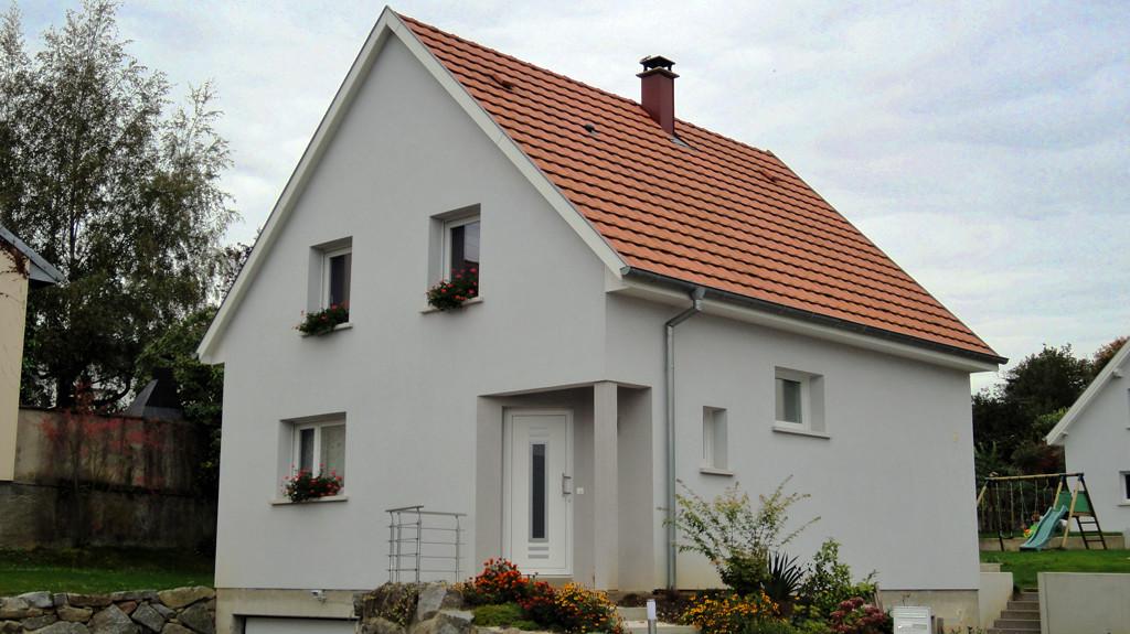 Les maisons EUROMAISONS partout dans le Haut-Rhin